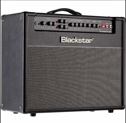 amplificador blackstar + footcontroler 5 way