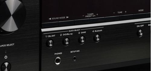 amplificador bluetooth  denon cine en casa 5.2 canales dolby
