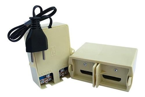 amplificador booster 40db lb32 - edsat digital