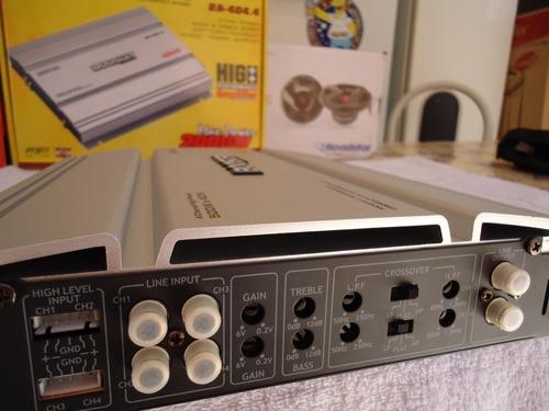 amplificador booster módulo