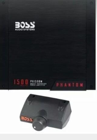 amplificador boss. planta boss monoblock 1500 watts. ph1500m
