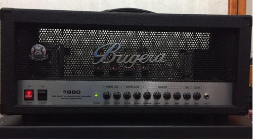 amplificador bugera 1990 de bulbos 120w