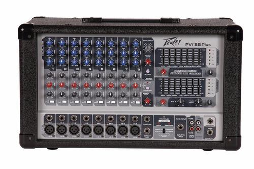 amplificador cabezal peavey - pvi8b plus - 101db