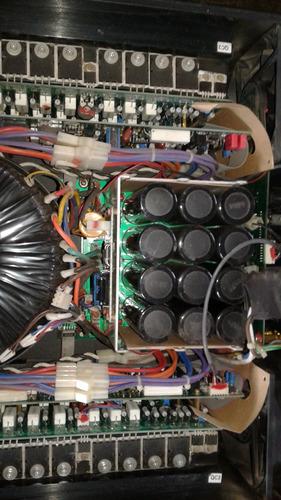 amplificador capitan audio 10000