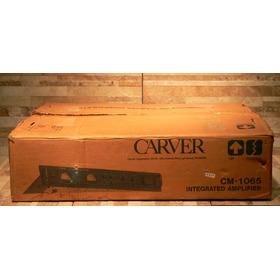 Amplificador Carver Cm-1065 En Caja. Su-distribuidor -%efe
