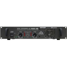 Amplificador Ciclotron W Power 3300