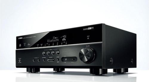 amplificador cinema casa yamaha rx-v579 wifi bluetooth airpl