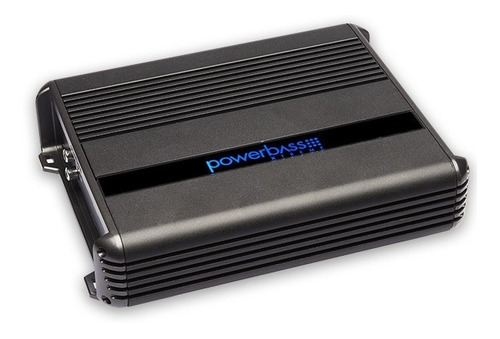 amplificador clase d powerbass xma-2405ir 2 canales 800w rms