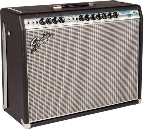 amplificador combo fender 68 twin reverb 227300000