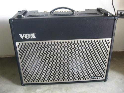 amplificador combo vox vt100 + garantía