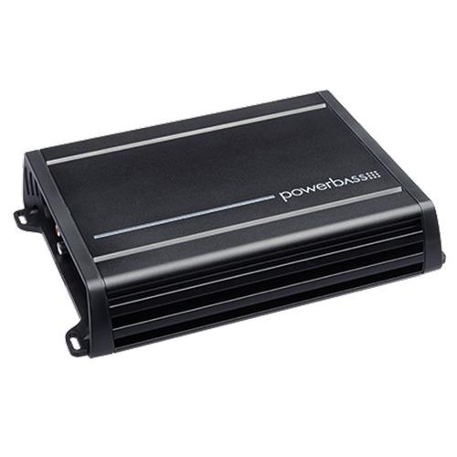 amplificador compacto powerbass acs-500d clase-d mono 1000w