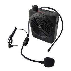 Amplificador Con Microfono Vincha Turista Excursiones