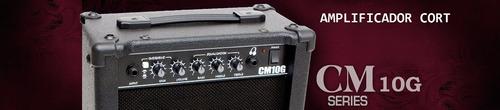 amplificador cort gm10g 10w para guitarra electrica