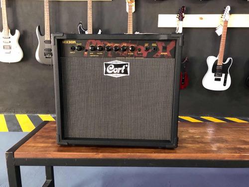 amplificador cort mx30r para guitarra electrica