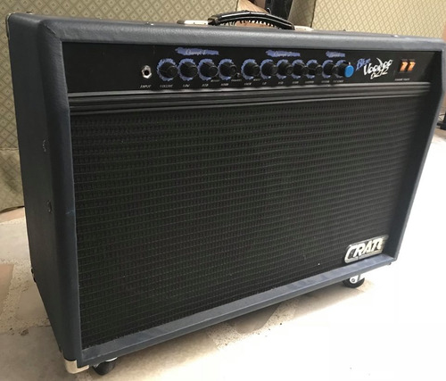 amplificador crate blue vooddo 6212, marshall, laney, peavey