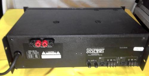 amplificador crest audio vs 1200