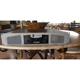 Amplificador Crown Lps 800