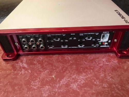amplificador crunch powerone