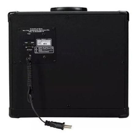 amplificador cubo borne cb30 15w impact p/estudo bass baixo