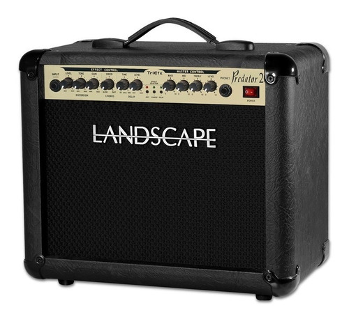 amplificador cubo landscape predator 20 triefx pdt20tfx