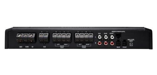 amplificador de 5 canales rockford fosgate r600x5 prime