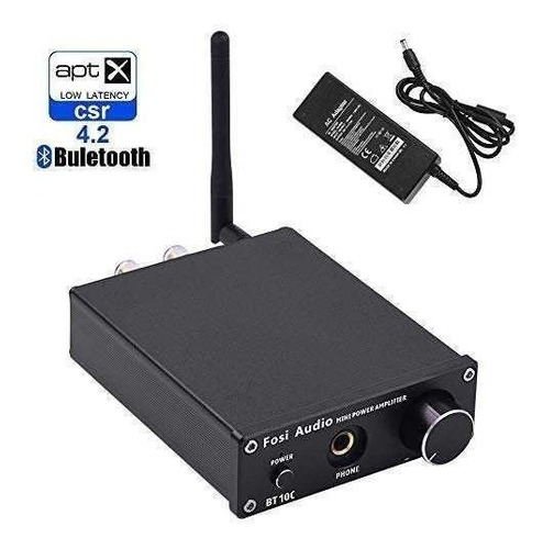 amplificador de audio estereo de 2 canales mini hifi clase d