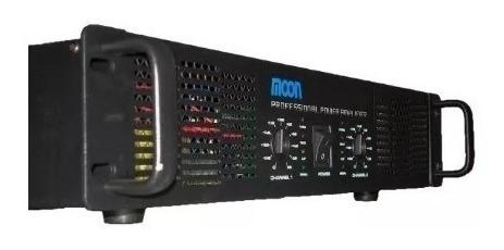 amplificador de audio moon pm120 480w 2 canales stereo.