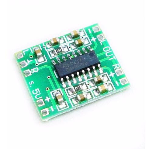 amplificador de audio pam 8403 2*3w 2v-5v x02und
