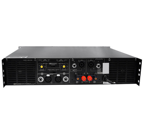 amplificador de audio profesional c.yamaha 1200w rms genial