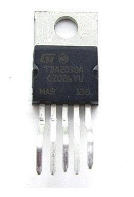 amplificador de audio tda2030 2 unidades