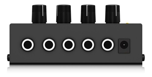 amplificador de auriculares behringer microamp ha400 palermo
