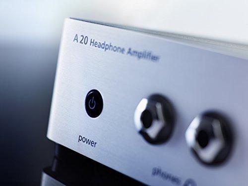 amplificador de auriculares beyerdynamic a20 - plateado