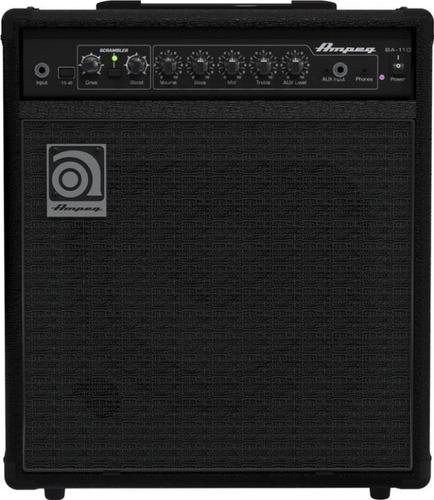 amplificador de bajo ampeg ba 112 v2 combo 75w