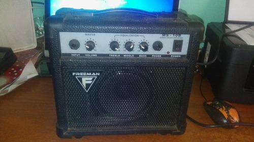 amplificador de bajo freeman