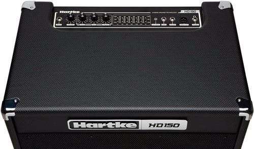 amplificador de bajo hartke hd150