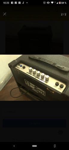 amplificador de bajo kustom