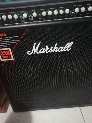 amplificador de bajo marshallmb4410 450w 4x10  - 600 verdes