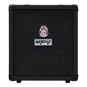 Amplificador De Bajo Orange Crush Bass 25 Negro