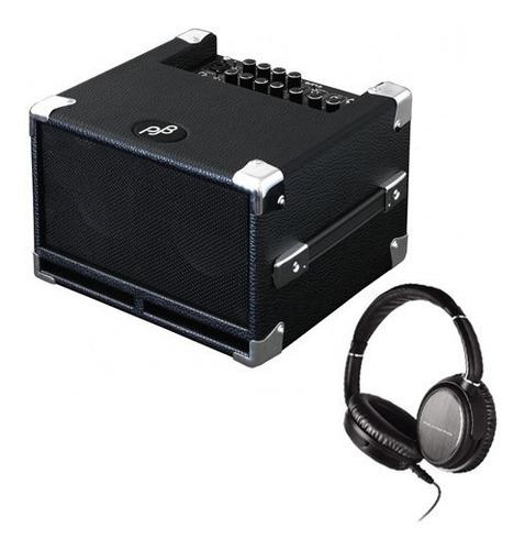 amplificador de bajo phil jones bg-100 + audifonos regalo