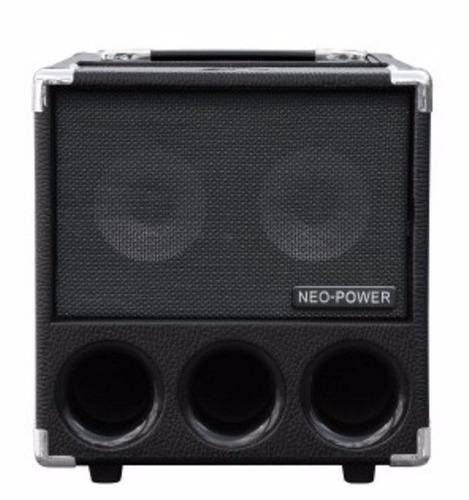amplificador de bajo phil jones flightcase bg-150