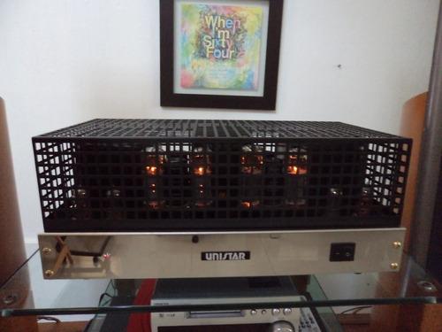 amplificador de bulbos unistar 15a2