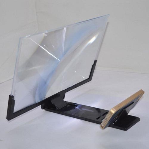 amplificador de celular de 14 polegadas preto