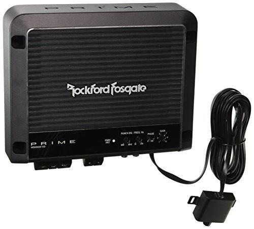 amplificador de clase d rockford fosgate r500x1d prime de 1