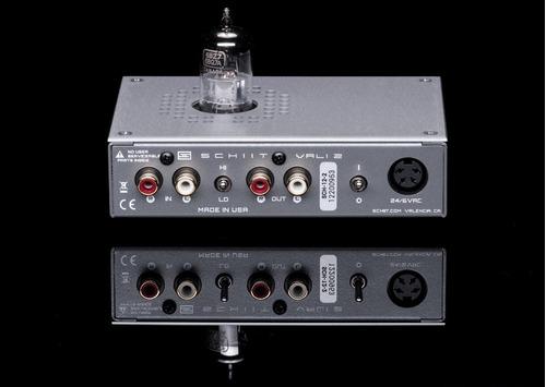 amplificador de fone de ouvido schiit vali
