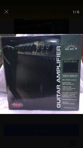 amplificador de guitarra