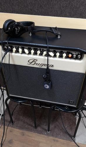 amplificador de guitarra a tubos  buguera vintange v55