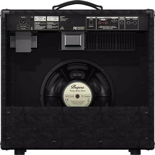 amplificador de guitarra bugera v55 infinium + garantía
