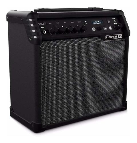 amplificador de guitarra electrica line 6 spider v 30 w