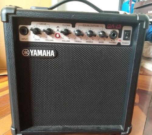 amplificador de guitarra ga-15