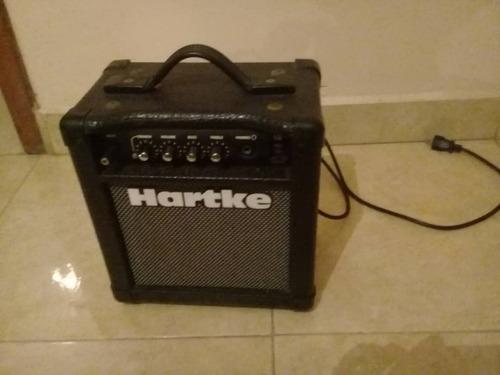 amplificador de guitarra hartke 10 watts